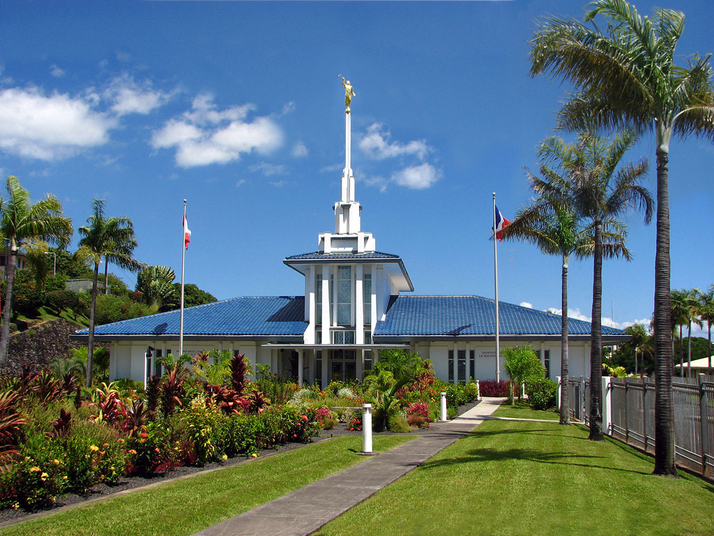 Papeete Tahiti Temple | ChurchofJesusChristTemples.org