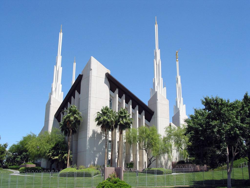 Las Vegas Nevada Temple | ChurchofJesusChristTemples.org