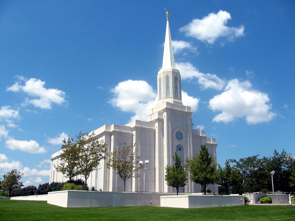 St. Louis Missouri Temple