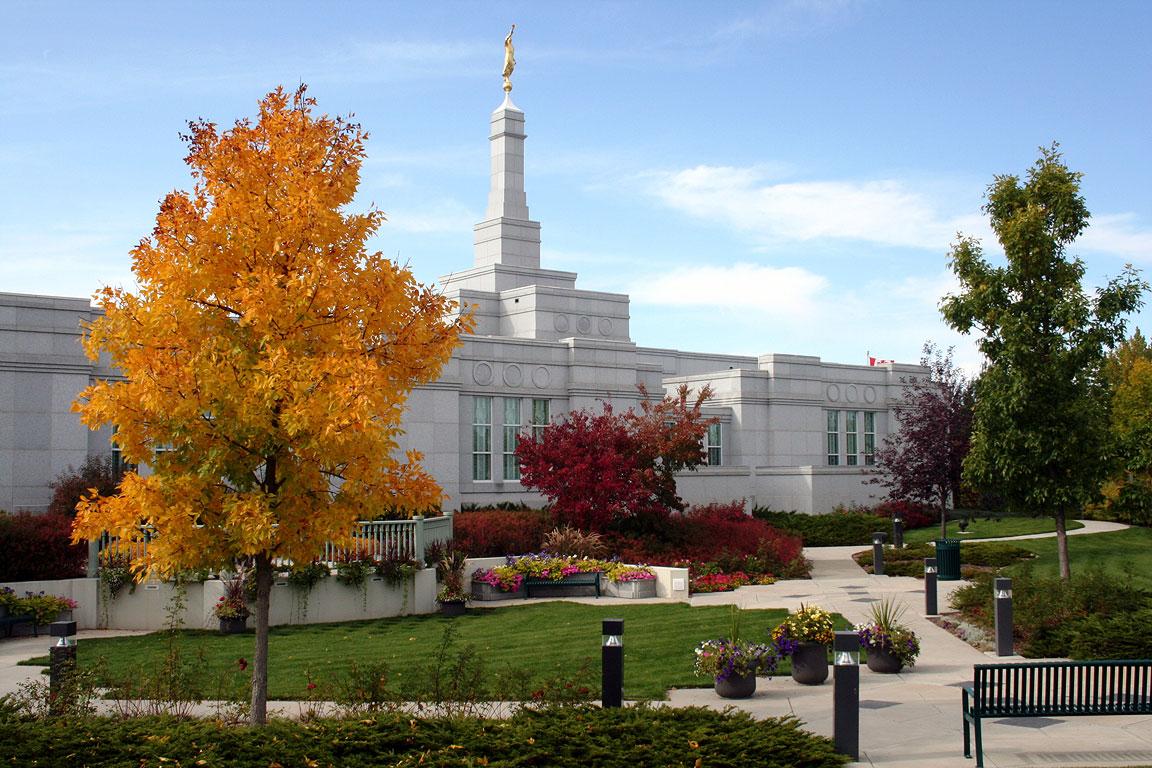 Regina Saskatchewan Temple | ChurchofJesusChristTemples.org