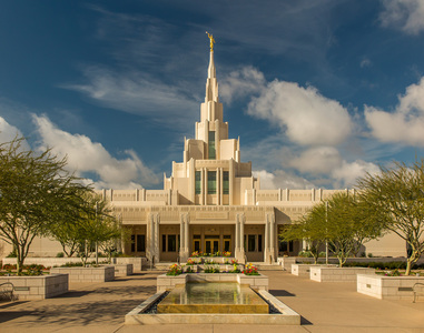 Phoenix Arizona Temple