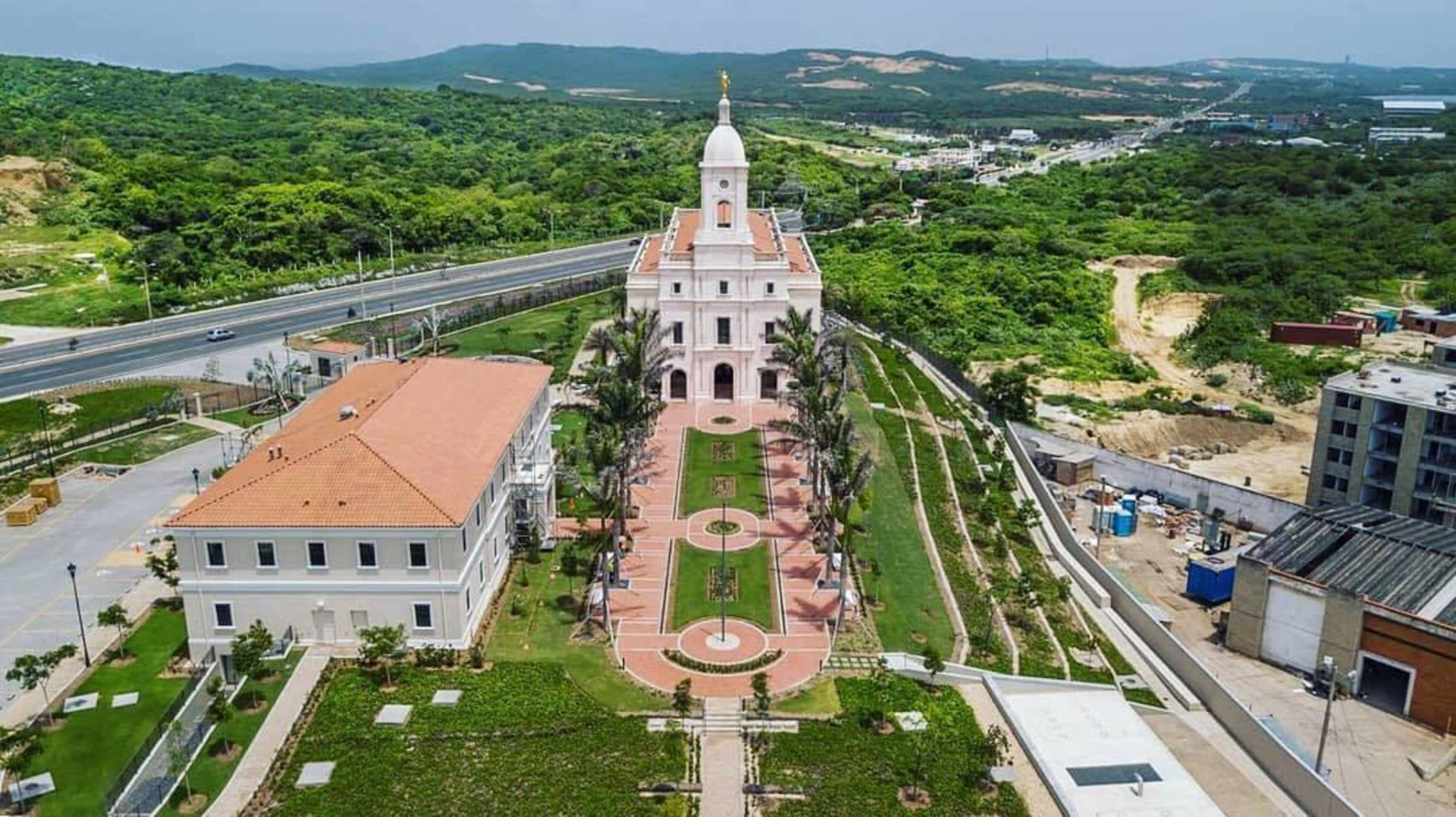 Barranquilla Colombia Temple Photograph Gallery