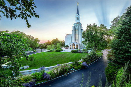 Boston Massachusetts Temple