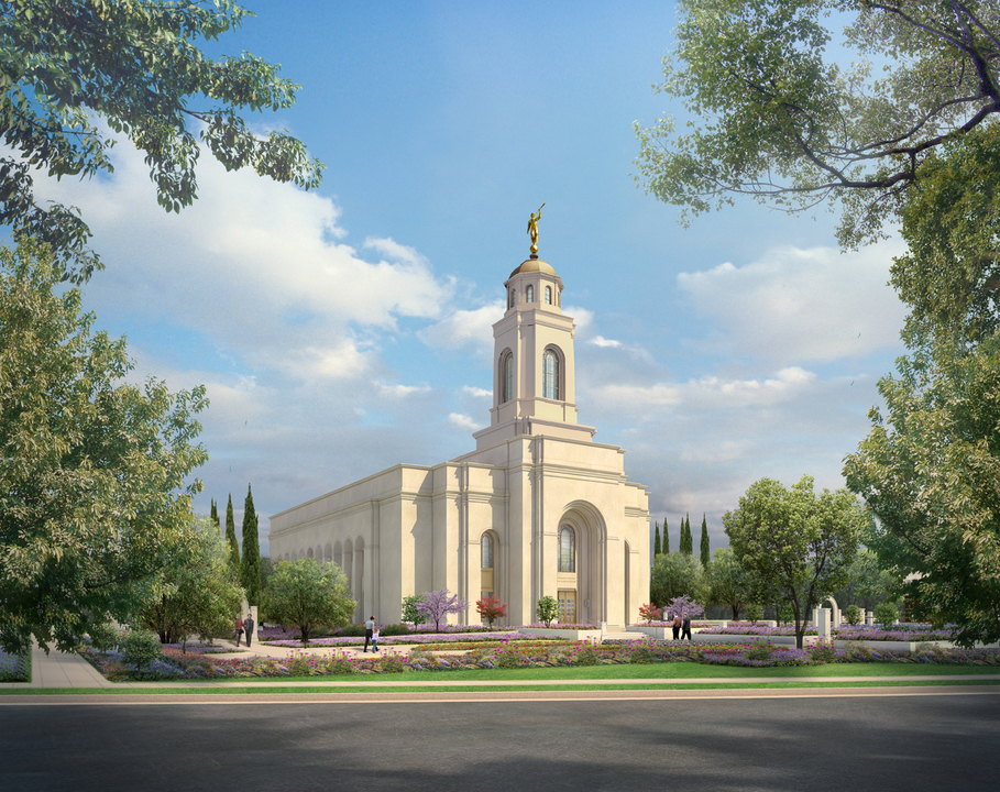 Feather River California Temple
