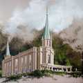 Harrison New York Temple