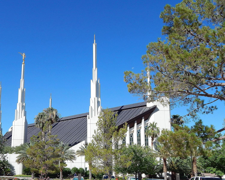 Las Vegas Nevada Temple Photograph Gallery Churchofjesuschristtemples Org