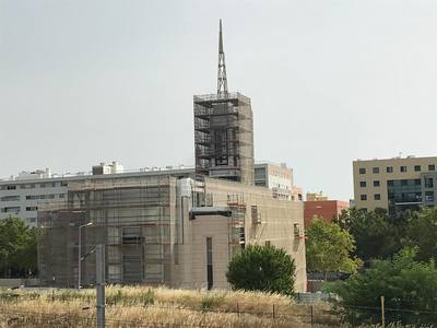 Latest News On The Lisbon Portugal Temple