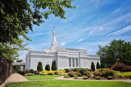 Nashville Tennessee Temple