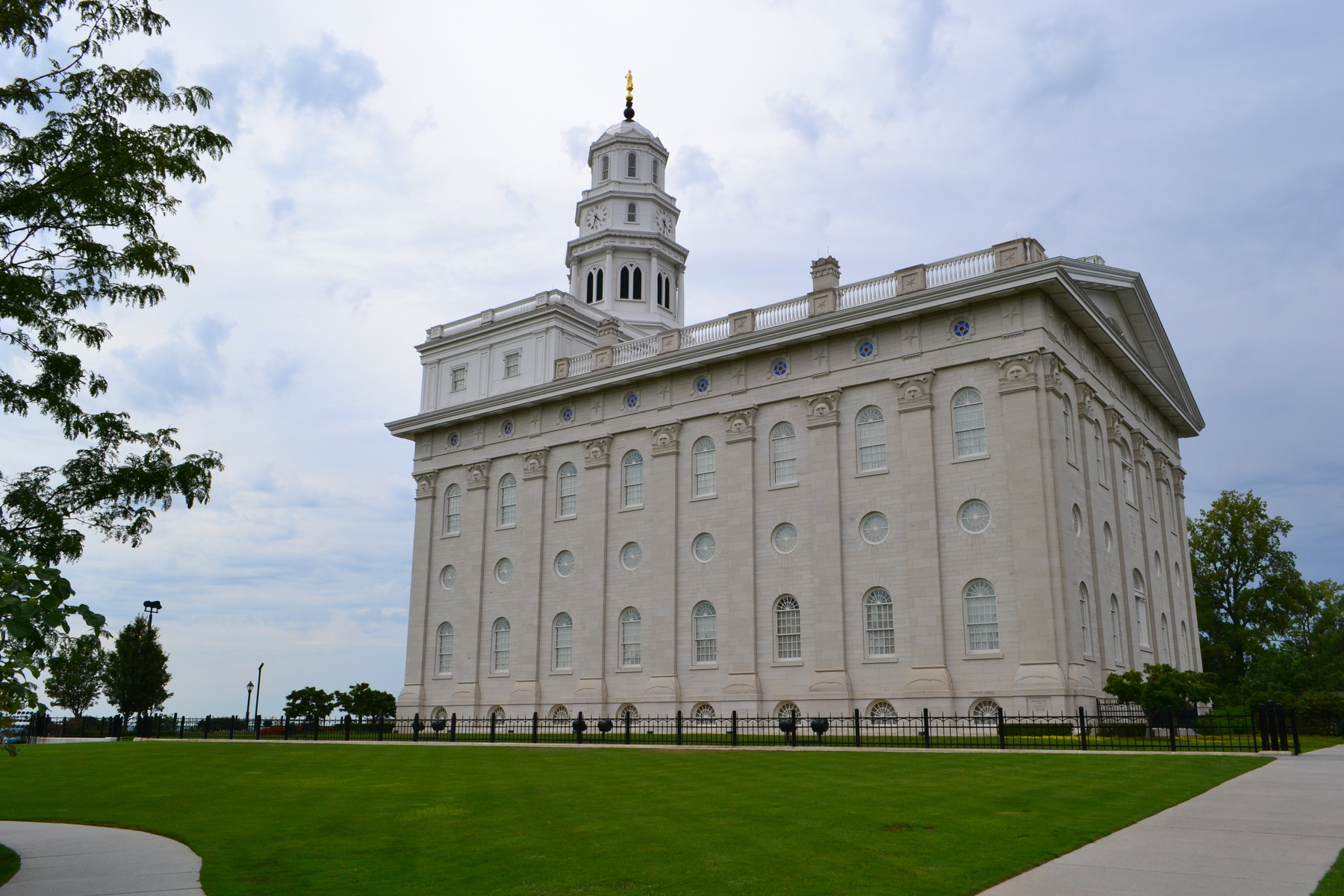 Nauvoo Illinois Temple Photograph Gallery