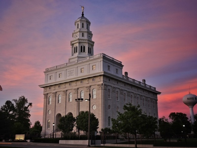 Nauvoo Illinois Temple
