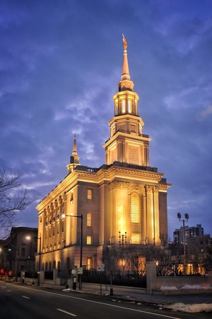 Philadelphia Pennsylvania Temple
