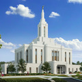 Pocatello Idaho Temple