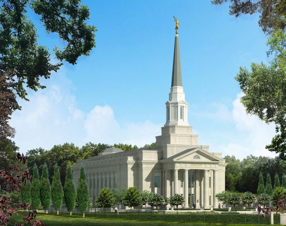 Richmond Virginia Temple