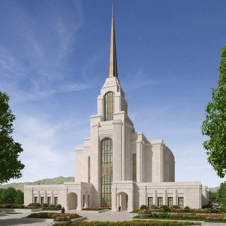 Syracuse Utah Temple
