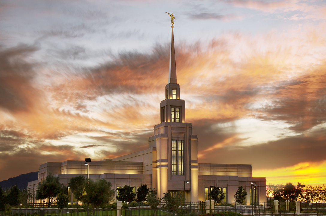 The Gila Valley Arizona Temple