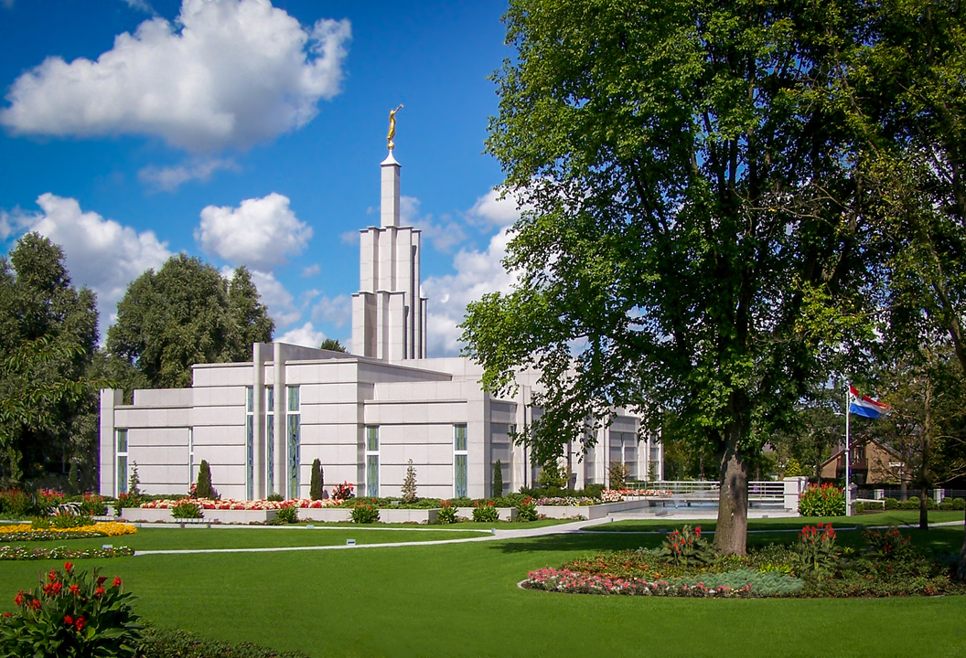 The Hague Netherlands Temple